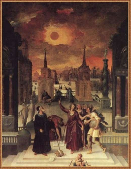 Astronomers-Studying-an-Eclipse-1571