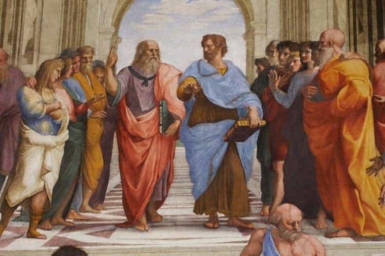 אפלטון וסוקראטס