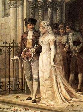 חתונה ויקטוריאנית